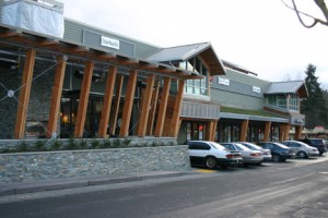 Mill Creek Square front QFC/Starbuck's